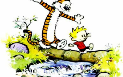 Mystery and Awe in 'Calvin and Hobbes'